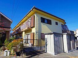 東京都国分寺市東元町1丁目の賃貸アパートの外観