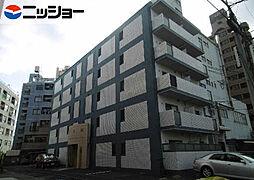 プライムコート栄生[2階]の外観