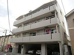 セシル富松[3階]の外観
