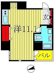 グランドルチェ5[8階]の間取り