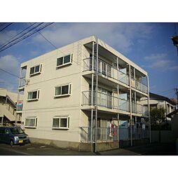 静岡県浜松市中区布橋2丁目の賃貸マンションの外観