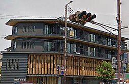 シャルール・デュ・ボア二条[3階]の外観