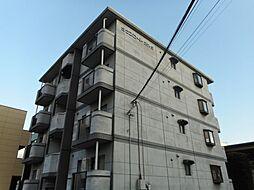タウンコートオオタ[202号室]の外観
