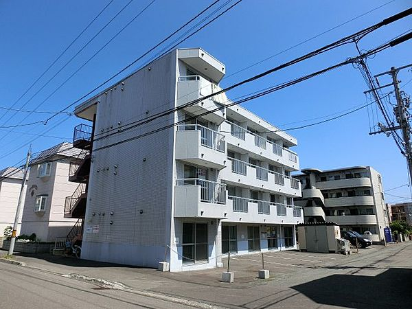 麻生SSビル 4階の賃貸【北海道 / 札幌市北区】