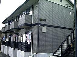 「エメラルドグリーン」[2階]の外観