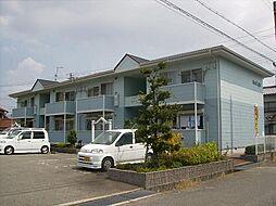兵庫県加古郡播磨町西野添1丁目の賃貸アパートの外観