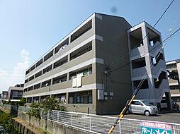 エレガントレーベン B棟[1階]の外観