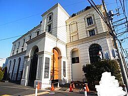 神奈川県相模原市南区大野台6の賃貸マンションの外観