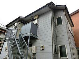 パル新百合[1階]の外観