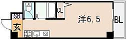 アリスYAO[1階]の間取り