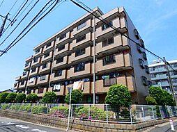 千葉県松戸市日暮の賃貸マンションの外観