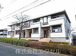 JR八高線 小宮駅 徒歩16分の賃貸アパート