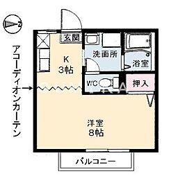 法界院駅 3.5万円
