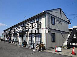 フレグランスサンモール A[1階]の外観