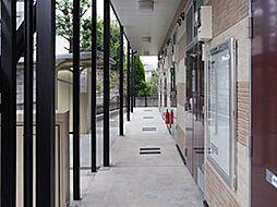 兵庫県姫路市伊伝居の賃貸アパートの外観