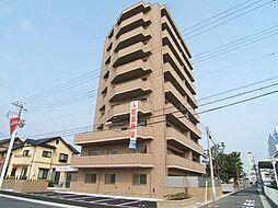 CREST中田[6階]の外観