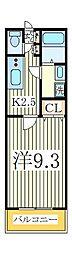ko・olina(コ・オリナ)[2階]の間取り