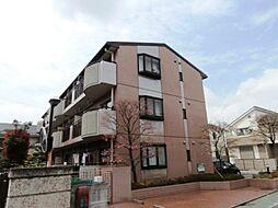 東京都三鷹市中原1の賃貸マンションの外観