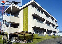 愛知県名古屋市緑区桃山3丁目の賃貸マンションの外観