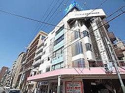 兵庫県神戸市中央区国香通1丁目の賃貸マンションの外観