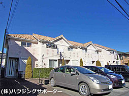 [タウンハウス] 東京都八王子市みなみ野2丁目 の賃貸【/】の外観