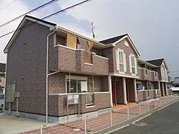 ソレイユ(東井戸堂)[2階]の外観