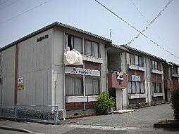 木橋ハイツ[202号室]の外観
