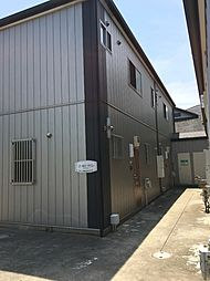 千葉県佐倉市鍋山町の賃貸アパートの外観