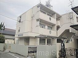 浜寺清風マンション[1階]の外観