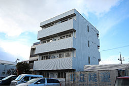 愛知県名古屋市中川区中野本町2丁目の賃貸マンションの外観