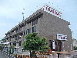 兵庫県揖保郡太子町鵤の賃貸マンションの外観