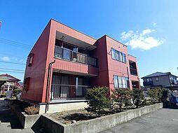 グリーンディヒルズ桜井 A棟[1階]の外観