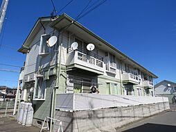 的場駅前タウンD棟[102号室]の外観