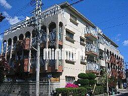 ヴィラ千石[3階]の外観
