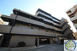 コーポ貴崎[4階]の外観
