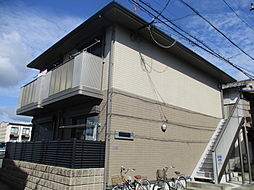 大阪府寝屋川市御幸東町の賃貸アパートの外観