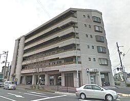 大阪府泉大津市池園町の賃貸マンションの外観
