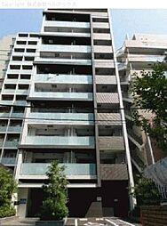 東京都台東区柳橋の賃貸マンションの外観