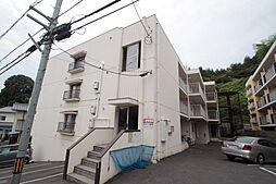 楠マンション[1階]の外観