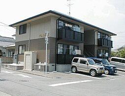 広島県三原市明神1丁目の賃貸アパートの外観