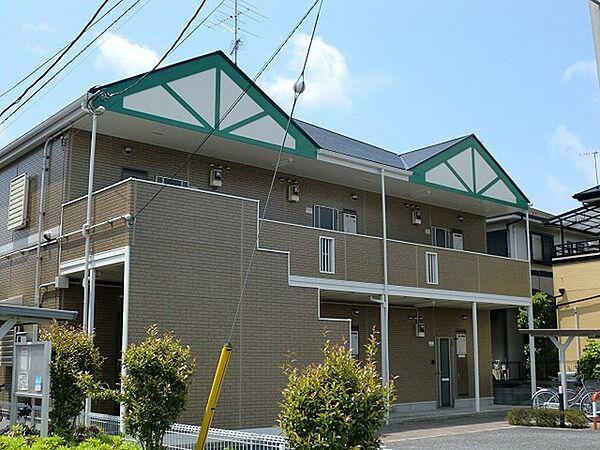 ヴェルドミール 2 1階の賃貸【埼玉県 / 春日部市】