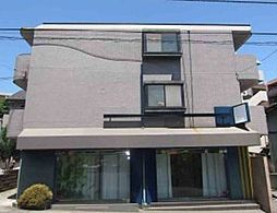 神奈川県川崎市麻生区高石3丁目の賃貸マンションの外観