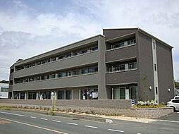 山口県下関市大字延行の賃貸アパートの外観