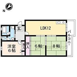 【敷金礼金0円!】草津線 石部駅 徒歩30分