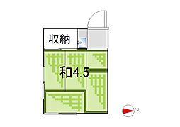 高田馬場駅 2.7万円