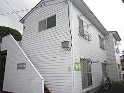 ハウス木村八幡[102号室]の外観