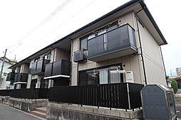 広島県廿日市市新宮2丁目の賃貸アパートの外観