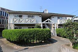 パークコート槻田 B棟[1階]の外観