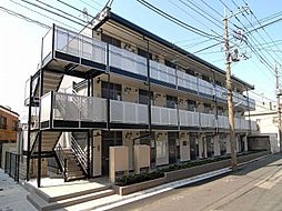 埼玉県川口市川口5丁目の賃貸マンションの外観