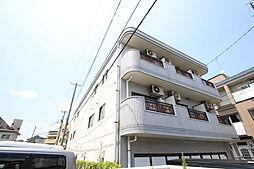 広島県広島市安佐南区緑井4丁目の賃貸マンションの外観